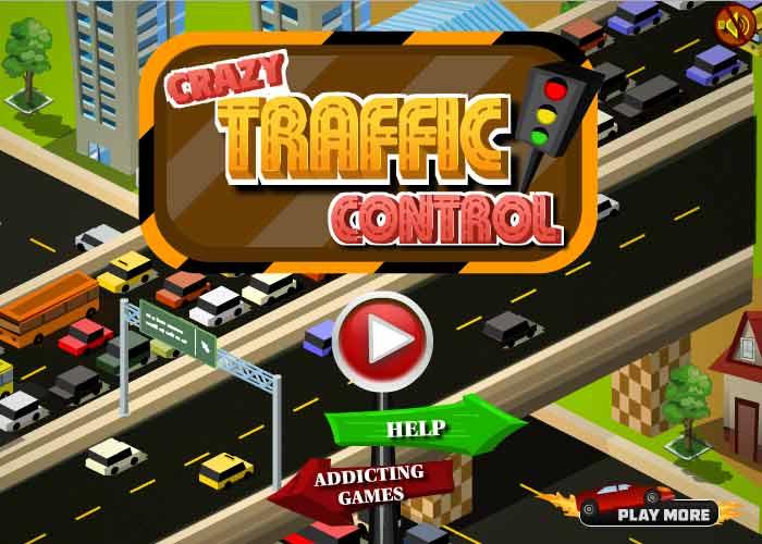 play Crazy Traffic Control