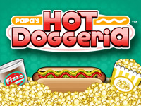 Budka z Hot Dogami (Papas Hot Doggeria)