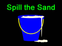play Spill The Sand