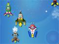 play Mario Space Racing