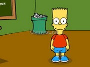 play Bart Simpson Saw Game 2