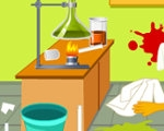 play Clean Up My Lab