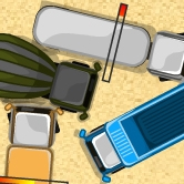 Heavy Truck Arena game