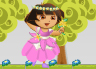 play New Dora Flower World