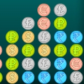 Currency Symbols Matching Fun game