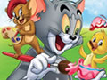 play Tom And Jerry Hidden Letters