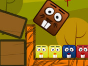 Beaver Blocks Level Pack game