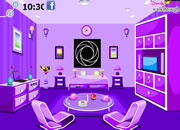 play Violet Room Escape