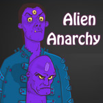 Alien Anarchy game