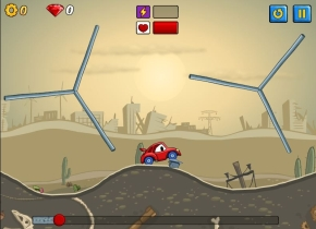play Car Eats Car 2 – Mad Dreams