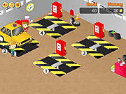 play Frenzy Garage Car