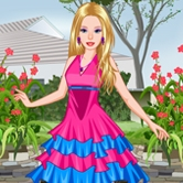 play Barbie In The Secret Garden