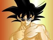 play Dragonball Z Goku Dressup