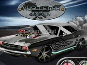 Muscle Car Racer game