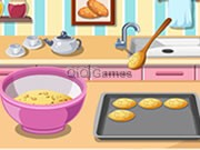 Make Marzipan Cookies game