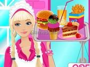 play Barbie Fun Cafe