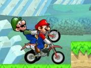 play Super Mario Bros Star Cup Race