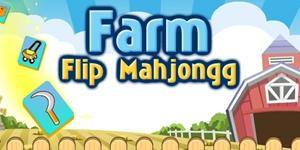 play Farm Flip Mahjongg