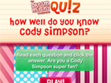 play Dm Quiz: Do You Know Cody Simpson?