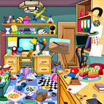 play Re Messy Room Escape-2