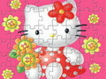 play Hello Kitty Flowers