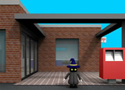 play The Mail Carrier Of Wizard
