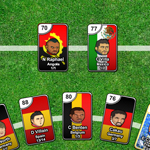 play Sports Heads Cards Soccer Squad Swap