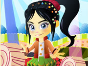 play Sugar Rush Dressup