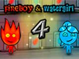 play Fire Boy And Water Girl 4