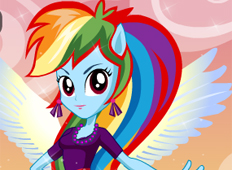 play Equestria Girls Rainbow
