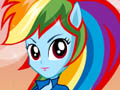 play Equestria Girls - Rainbow Dash