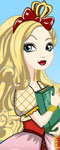 play Ever After High Apple White Dress Up