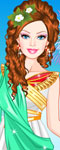 play Barbie Roman Princess Dress Up