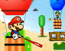 play Mario Vs Luigi Balloons War