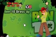 play Ben 10 Dressup
