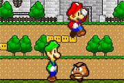 play Mario & Luigi Rpg Wariance