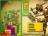 play Ninja Turtles Tetris