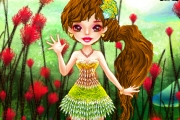 play Cute Thumbelina