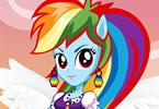 play Equestria Girls Rainbow Dash