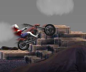 play Ultraman Motorcycle