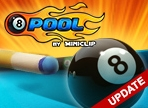 Play 8 Ball Pool Multiplayer Game