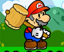 play Grumpy Gramp Mario
