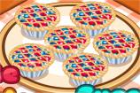play Bake Sale Pie Cupcakes