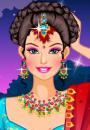play Barbie Indian Sari