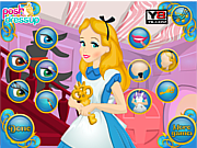 play Alice In Wonderland Makeover
