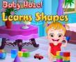 play Baby Hazel Learns Shapes