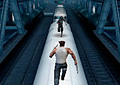 play Wolverine Rail Rush