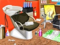 play Beauty Parlour Clean Up