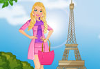 play Barbie Visits Paris