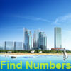 play Find Numbers - Buildings